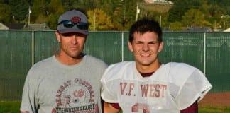wf west football
