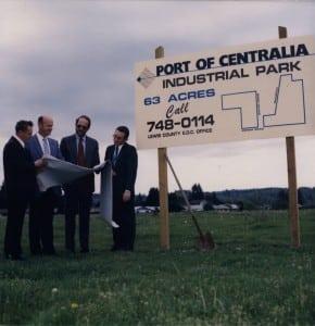 port centralia