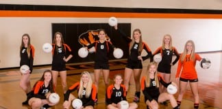 napavine volleyball