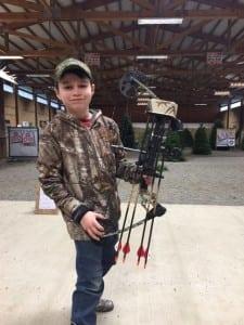 lucky shot archery