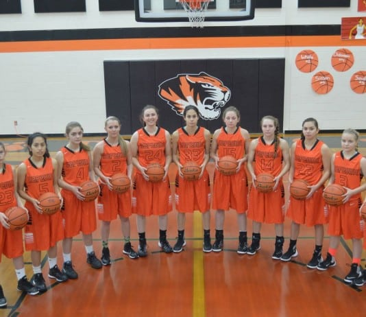napavine girls basketball