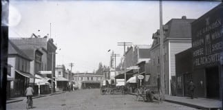 chehalis walking tour