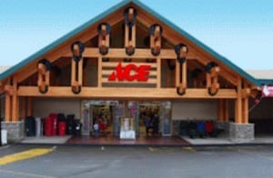 Lincoln Creek Lumber Ace Hardware Stores offers a variety of gift and garden items in addition to lumber and building tools. Photo credit: Lincoln Creek Lumber