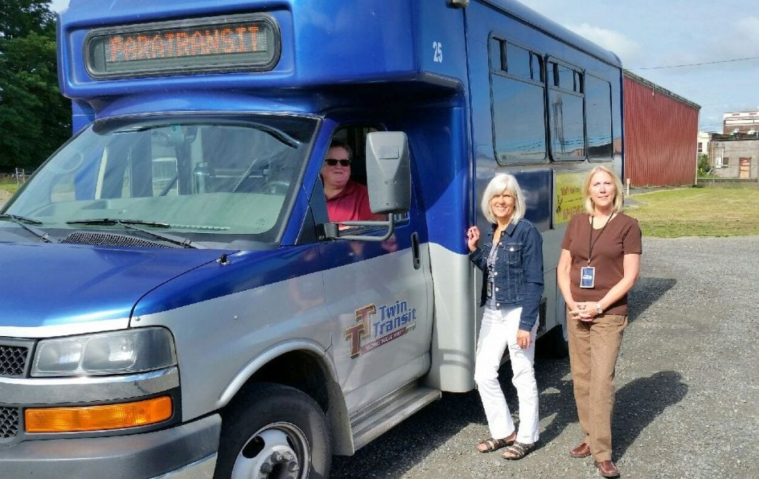 Twin Transit Services for the Disabled