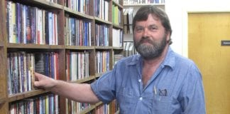 Tilikum Books in Centralia