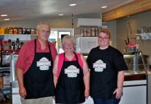 Nana and Papa's Place eat local lewis county