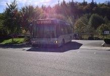 Twin Transit Chehalis