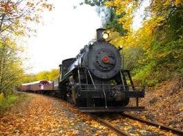 Steam Train Chehalis-Centralia Railroad