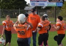 Twin City Youth Football Packers