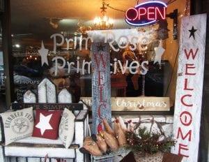 Prim Rose Primitives