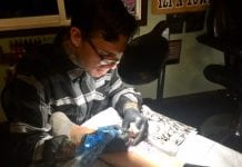 Centralia Tattoo Artist