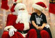 Lewis County Santa