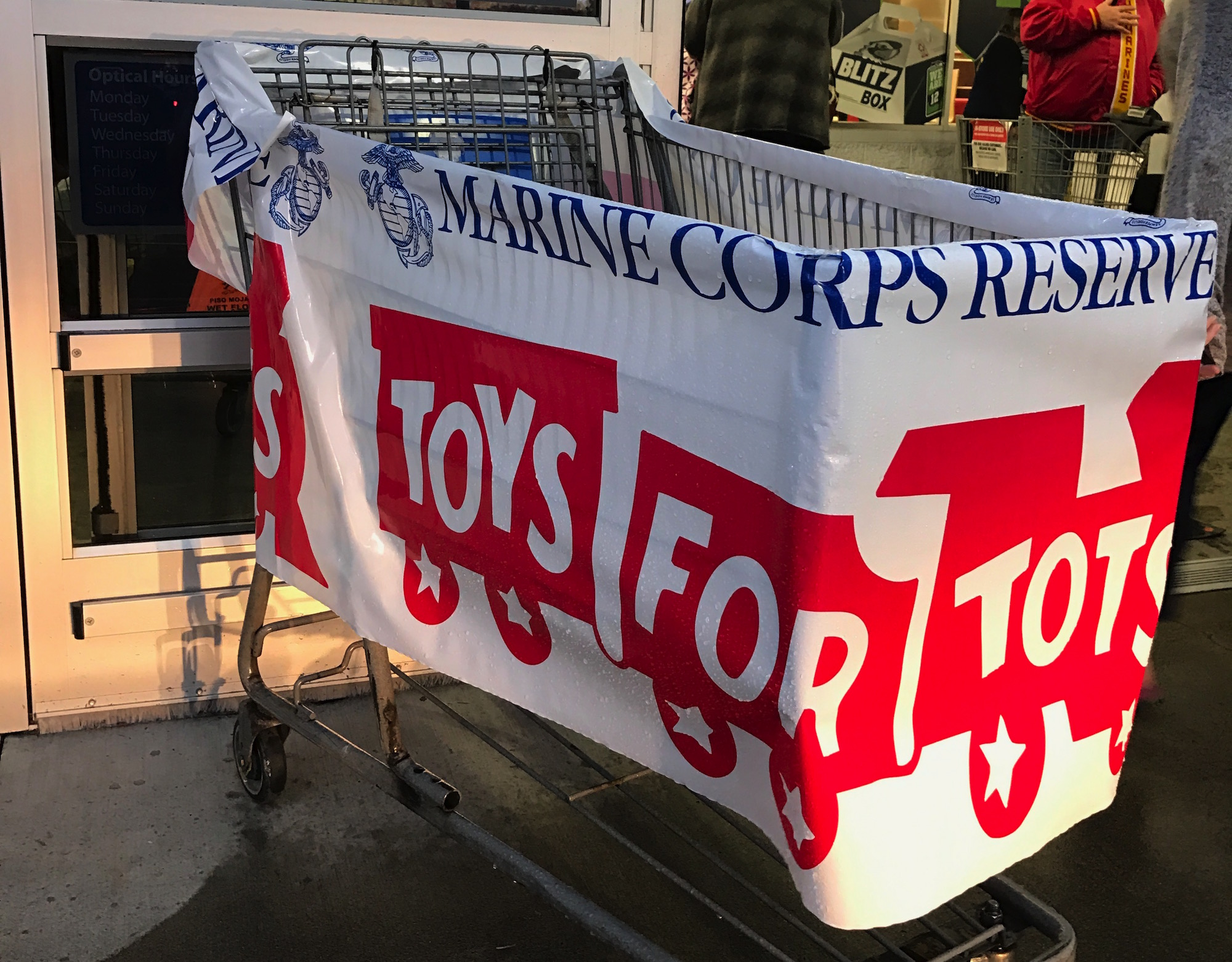 Toys For Tots Volunteer : Where to volunteer this holiday season in lewis county lewistalkwa