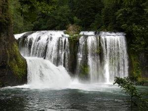 Upper Lewis Falls