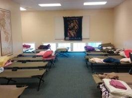Homeless shelter Centralia