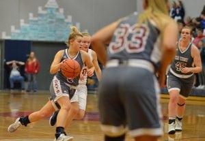 WF West Girls Basketball