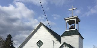 Dryad Community Baptist Church