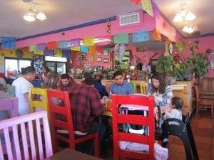 La Tarasca Mexican Restaurant