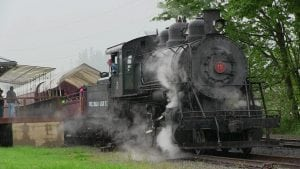 Chehalis Steam Train