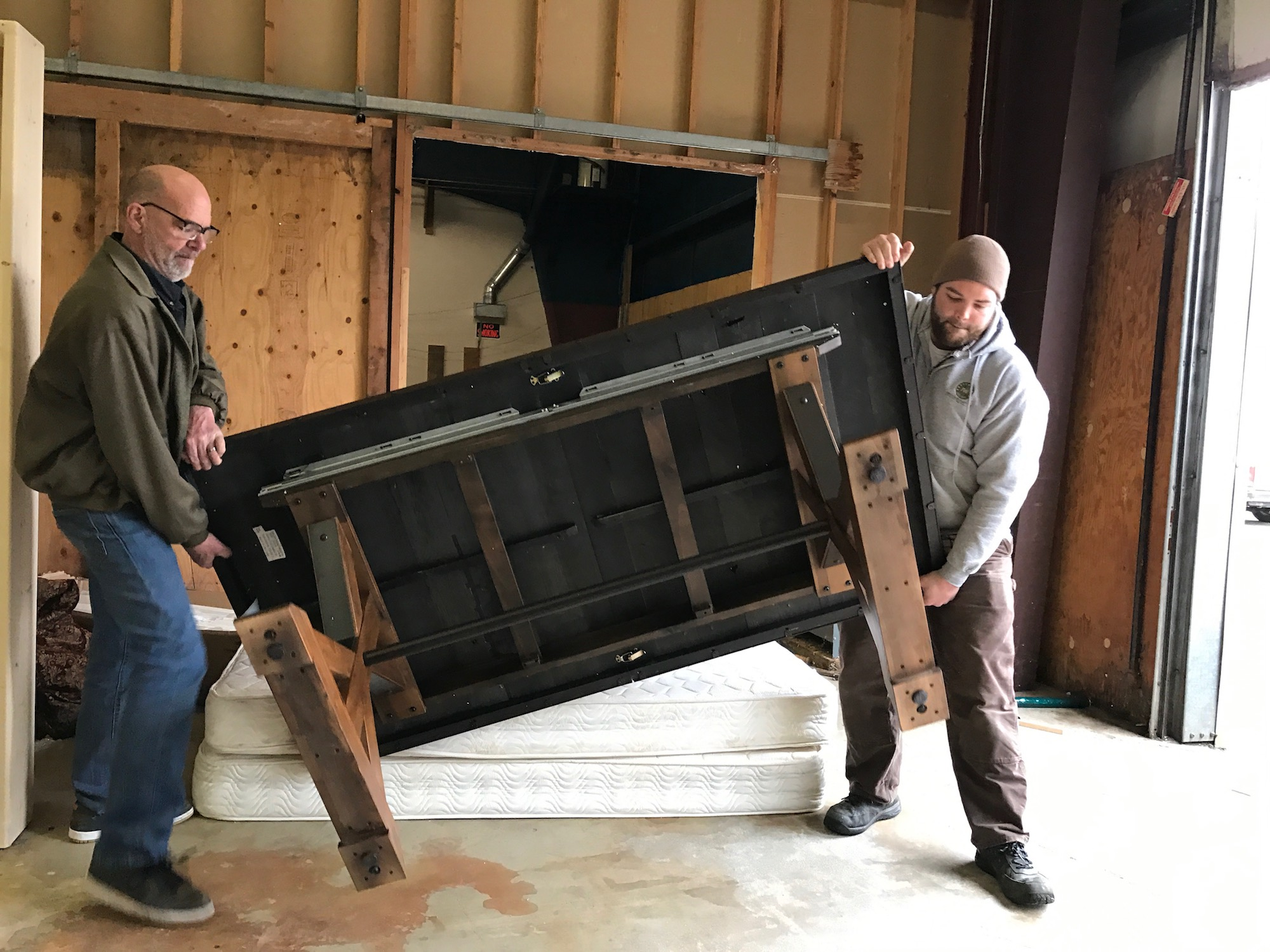 ... Selection of Furniture for Your Whole House. Tom Nelson with son Nick & Nelson\u0027s Furniture Company Offers Wide Selection of Furniture for ...