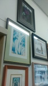 Chehalis picture framing