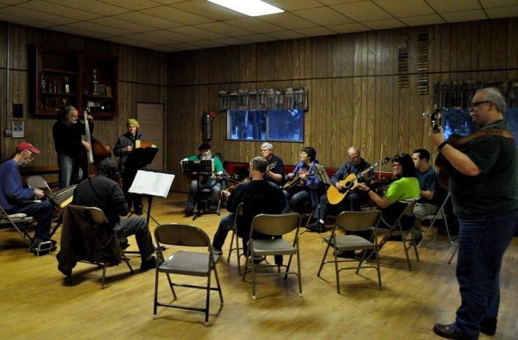 Washington Acoustic Music Association