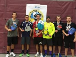Pickleball Championships Mens Double Champs