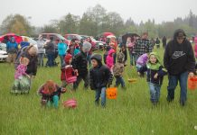 easter fun in lewis county