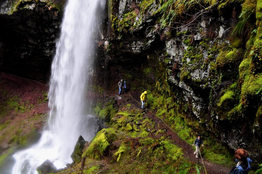 Covel Falls WA