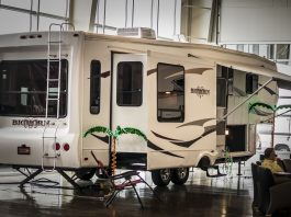 Awesome RV Chehalis