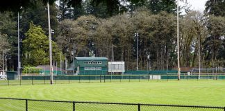 Centralia sports courts
