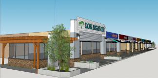 Fairway Shopping Center Concept