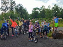 Lewis County Bike Rides