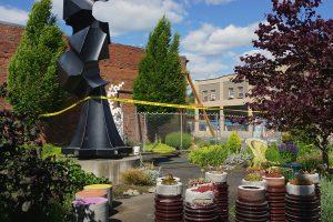 Hubbub Sculpture Garden