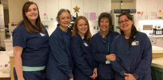 Olympia Orthopaedic Nurses