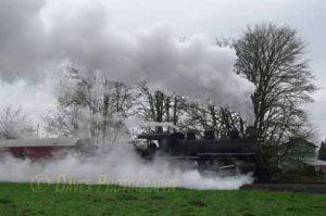 Chehalis Steam Train