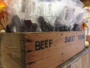 Northwest Sausage and Deli Beef Jerky