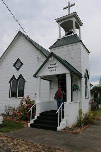 Pastor Buck Garner