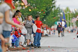 Lewis County Parade