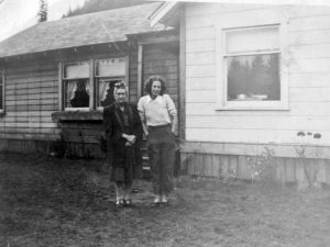 Buddy Rose's Mom and Grandma
