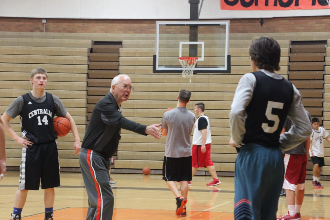 Ron Brown Centralia High School Coach