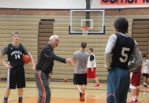 Ron Brown Centralia High School Coach