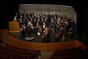 Centralia and Pierce Colleges  Orchestra