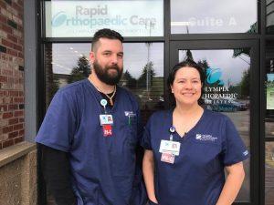 Rapid Orthopaedic Rebecca Brisco Matt Marshall