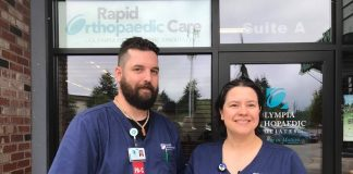 Rapid Orthopaedic Rebecca Brisco Matt Marshall