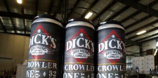 dicks crowler
