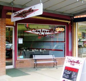 The Centerville Cafe