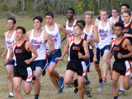 Centralia High School Cross Country