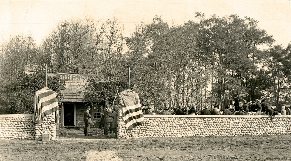 Jackson House State Park Heritage Site