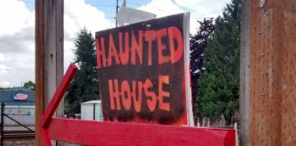 Lewis County Halloween Scary Nights Haunted House Bucoda Washington